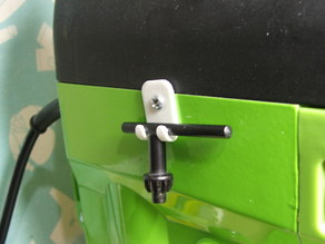 Chuck Key holder for Sonic mini drill press