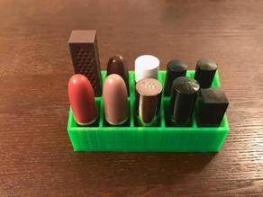 Lipstick Holder Display Stand