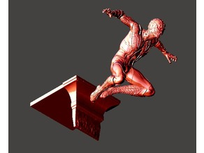 Malix3d's Spider-Man Alternative Shelf Base