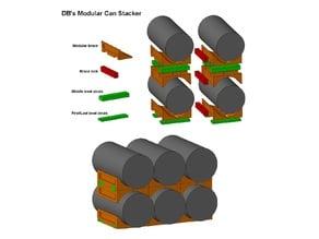 DB's Modular Can Stacker