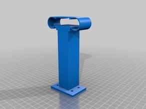 CR-10 Leg with vibration damper