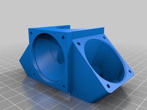 e3d All In One fan mount 40mm