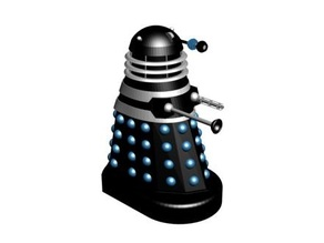 CLASSIC DALEK FROM (1964 THE DALEKS INVASION OF EARTH)
