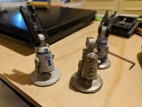 3DR Solo R2D2 longleg set
