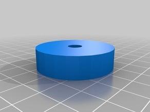 Single Puck (vinyl, turntable)