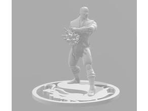 Mortal Kombat Sub Zero (FanArt)