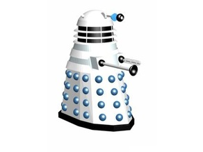 CLASSIC DALEK FROM (1963 THE DALEKS)