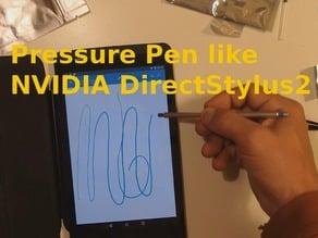Capacitive Pressure Pen