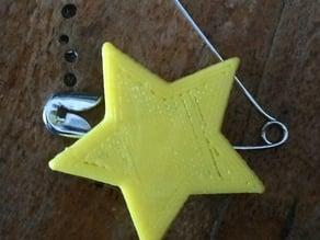 pin star - stella spilla