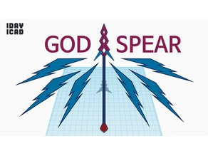 [1DAY_1CAD] GOD SPEAR