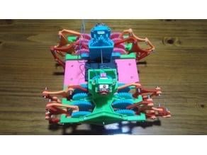 Araña mecanica