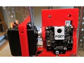 Pixy2 servo mount