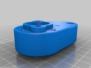 Air Filter mount 1:5 (Rovan, HPI, Himoto) 2 versions