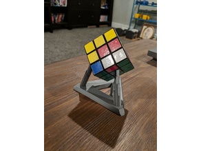 Cube Stand Display