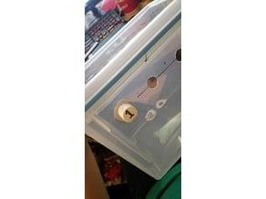AppleBarrel Lid Adapter (for Filament Dry-box)