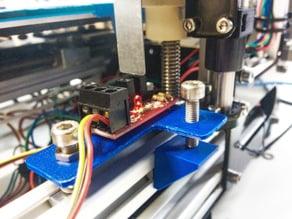 MendelMax 2 Z Opto Enstop fine adjustable