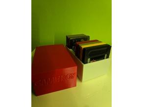 Game Boy Cart Box