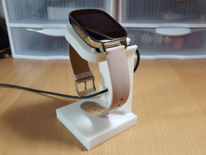 "Charging Stand for Asus ZenWatch 2 (45mm 1.45"")"