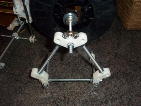 eMAKER Filament spool holder