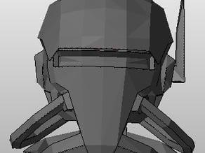 SWG Composite Helmet, low poly