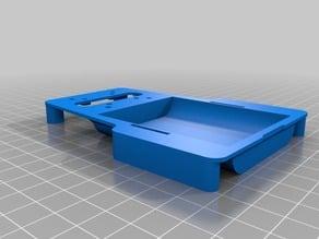 ZOHD DartV2 18650+FC tray