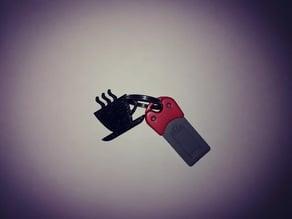 CoffeeCup Keychain