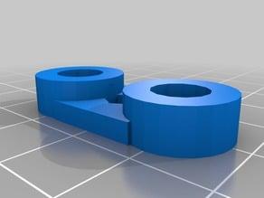 My Customized Printrbot LC+ X Axis Stabilizer