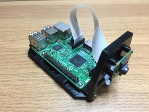 Modular Raspberry Pi Mount