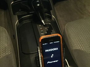 iphone 5 dock used in car