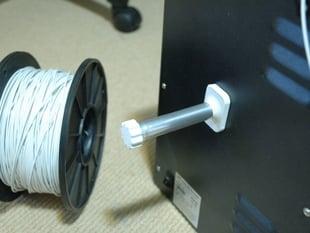 UP! Mini 3D Printer gear Spool holder