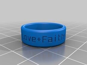 My Customized Ring Pill Shape 10.5