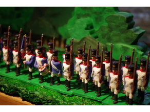 Napoleonics - Part 1 - French/Allies Line Infantry