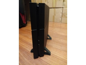 Ps4 Fat Vertical Stand - Playstation 4