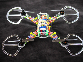 Simple, Easy Quadcopter/FPV Racing Drone