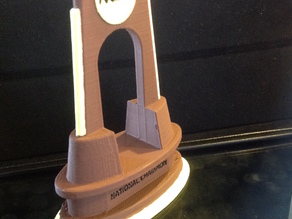 NCAA Championship Trophy