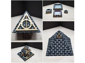 Harry Potter Pyramid with a Chamber of Secrets