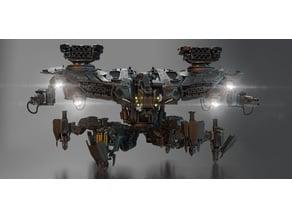 Deathbringer 2.0 from Horizon Zero Dawn