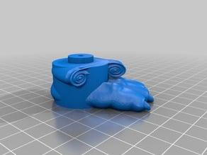 Printer Foot for Monoprice Mini