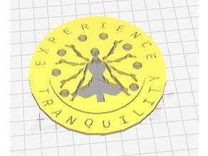 Zenyatta Coin/Stencil