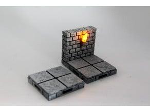 OpenForge Cut-Stone OpenLOCK Battery Base