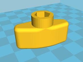 Propeller wrench M5 Nut (8mm)