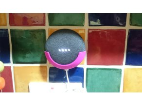 Google Mini Wall Holder