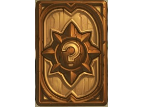 Hearthstone Random Card Back