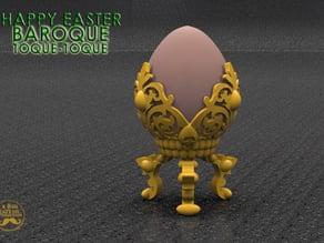 BAROQUE ToqueToque  -EggCup Dandy Style-
