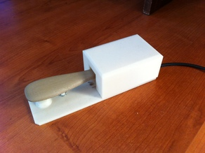 Piano Sustain Pedal (updated)