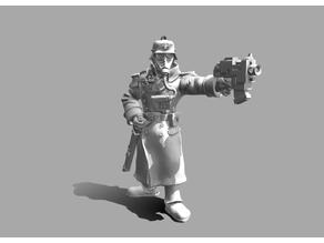 Krieg Company Commander