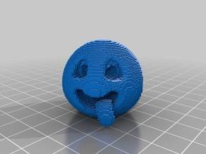 HAPPY EMO BLOCK