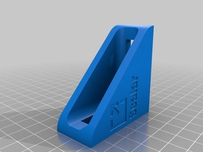 3DMS - Square Holder for 3030 aluminum extrusions