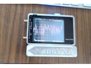 NanoVNA case (Mod)