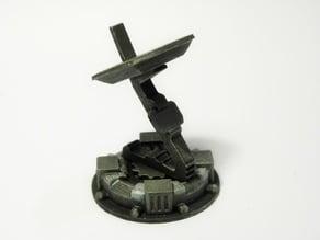 Wargame terrain: Antenna - objective marker